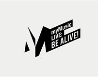 MyMusic LIVE: BE ALIVE! 演唱會系列