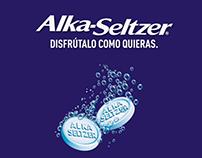 Gastro Tour Alka-Seltzer