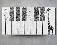 collage piano