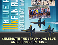 El Centro Air Show 10K Run