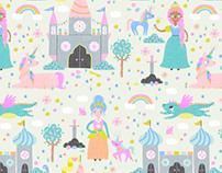 Fairytale Pattern Collection
