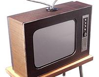 TV Model for Grant Thornton Recruitment animation