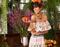Estampas Coleção Bossa Flora | Antix Verão 18