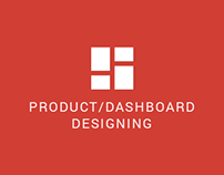 Product/Dashboard Designing