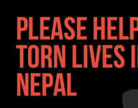 Nepal Earthquake Relief Fundraising
