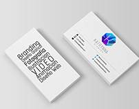 Katrynna Studios Business Card