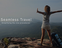 Seamless travel (UX design)