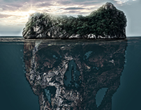 Skull Island Recreated