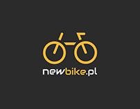 Logo design - bicycle shop