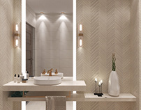 Small bathroom interior design USA
