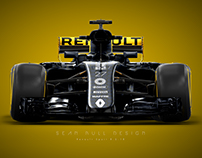 Renault 2027 inspired Livery