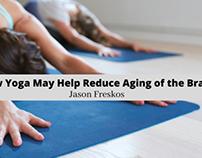 Yoga Instructor Jason Freskos Explains How Yoga May