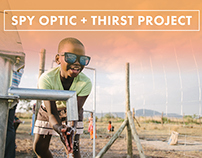 SPY OPTIC + THIRST PROJECT