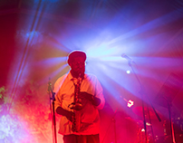 Soweto Kinch live at Lisboa Mistura