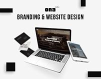 ona studio: Branding & website design