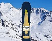 Experiential - Corona / Bromont, La Descente Lumineuse