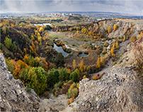 podzimní krajina/ autumn landscape 2016
