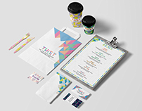 Twist - Tea Branding Project