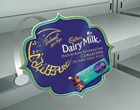 Cadbury Promotion Design