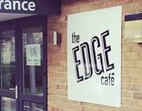 The Edge Café logo