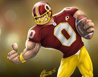 Redskins Fanart