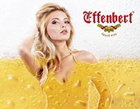 Effenbert Czech beer