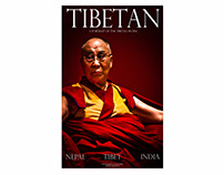 'Tibetan' a photography book by Julian Bound
