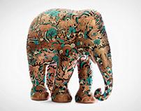 Elephant Parade Brazil // Elefa