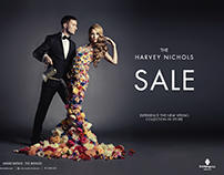 Harvey Nichols - Spring Collection