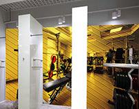\ BRANDING \ Delux Fitness