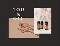 You&Oil E-commerce Website