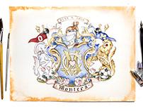 Montera Coat of arms