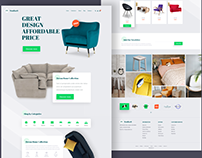 Woodkarft - Ecommerce Web Exploration