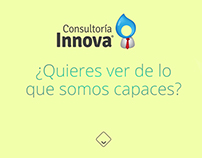 Consultoría Innova rebrand + new website