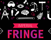 Imperial Fringe - General Event Branding