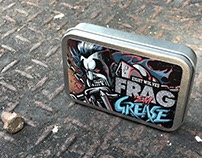 EIGHT WOLVES POMADE : Frag 'Em Grease
