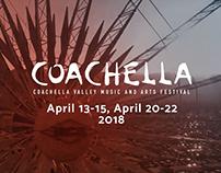 Coachella Web Evite