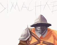 Gladiator - Dimachaerus