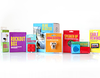 Kazillion Packaging for Sportscene