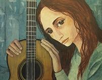 """Violeta Parra """"Mujeres 2"""""""