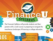 Finance U Infographic