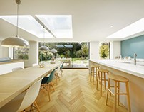 The white house by OB Architecture