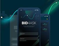 Bid4Ask App