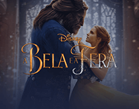 Beauty and the Beast - BR soundtrack landing page