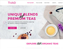 Thao Tea – Website