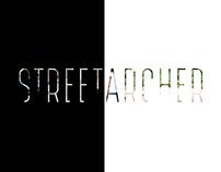 Streetarcher Branding