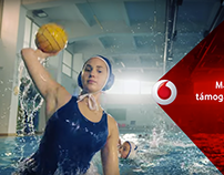 Vodafone Waterpolo | TV ad