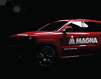 MAGNA - 4DHD Radar