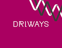DRIWAYS RWD offcial Website Layout Design