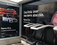 Nuevo CLA. Acción especial Feria de Sevilla